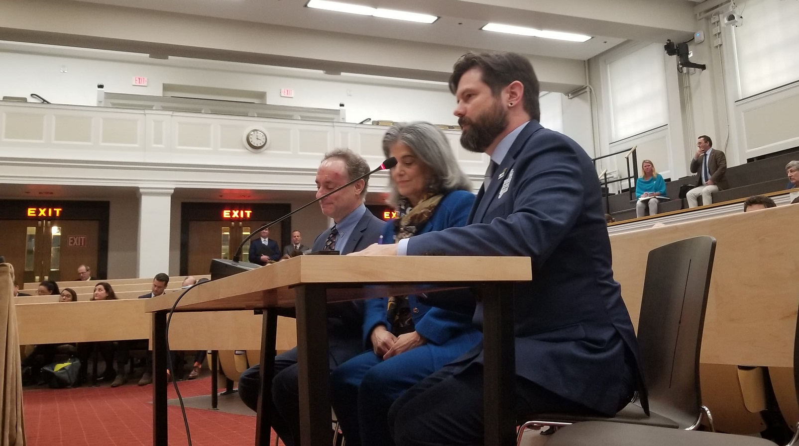 Mass. Hearing on Right to Repair