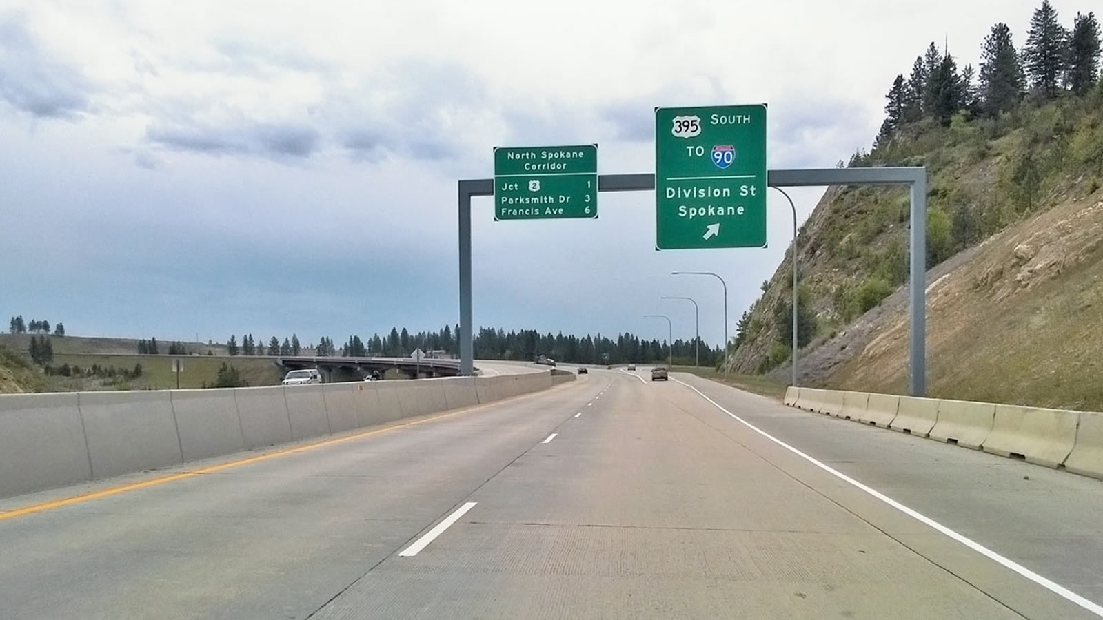 <h3>North Spokane Corridor, Washington</h3><h4>Cost: $1.5 billion</h4><p>It's a boondoggle because: This proposed highway will slice through a historic Spokane neighborhood and take money from other transportation priorities, in order to take just minutes off the drive to low-density suburbs north of the city</p><em>jdubman, CC-BY-SA-3.0</em>